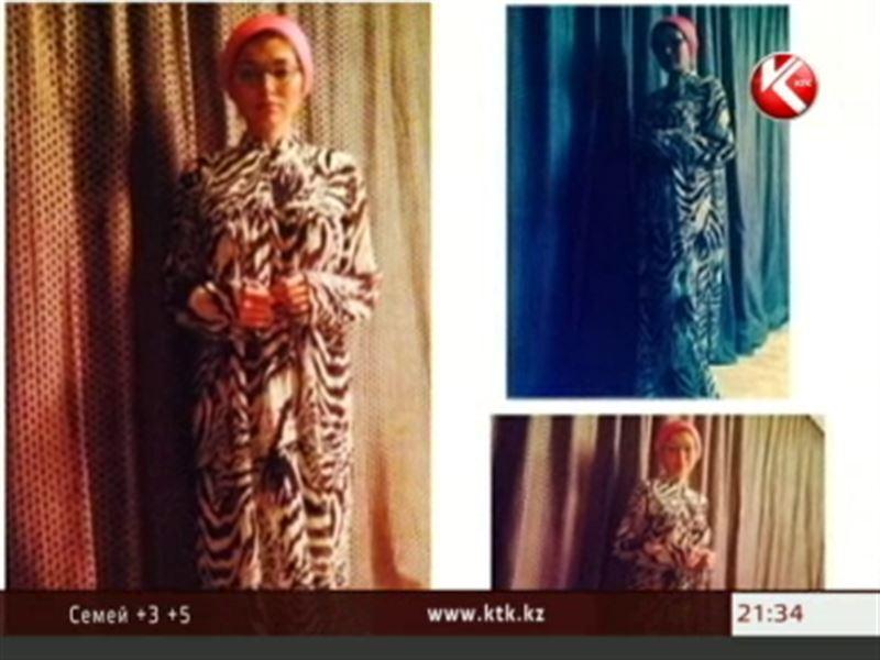 Узбекская принцесса неожиданно надела платок и длинное закрытое платье