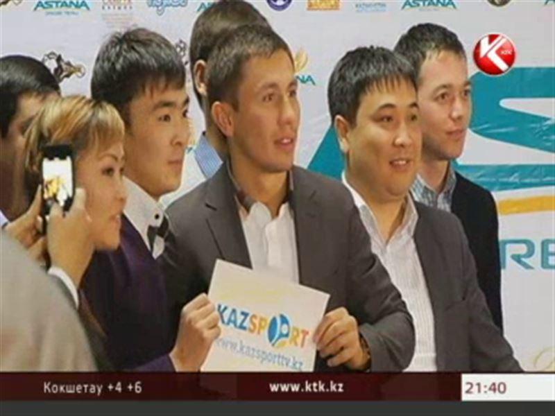 Головкин официально стал членом президентской команды «Астана»