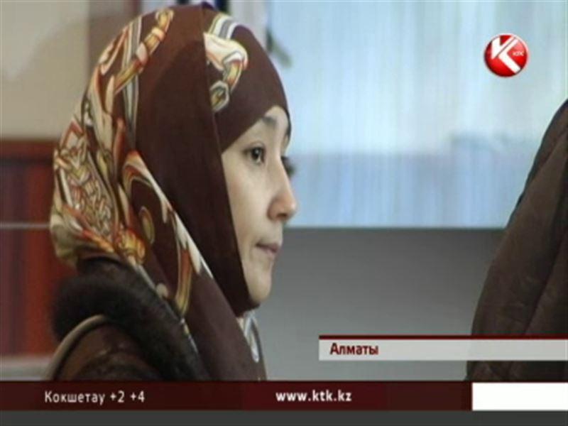 Жена Хайрова требует 20 миллионов за убитого сына