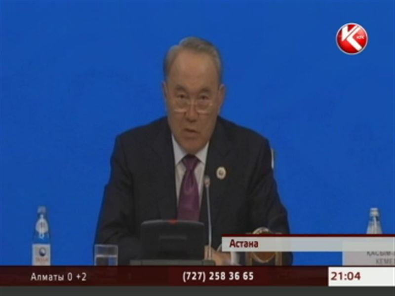 Судьи жаловались Нурсултану Назарбаеву на жизнь, а Президент велел им избавиться от коррупционеров