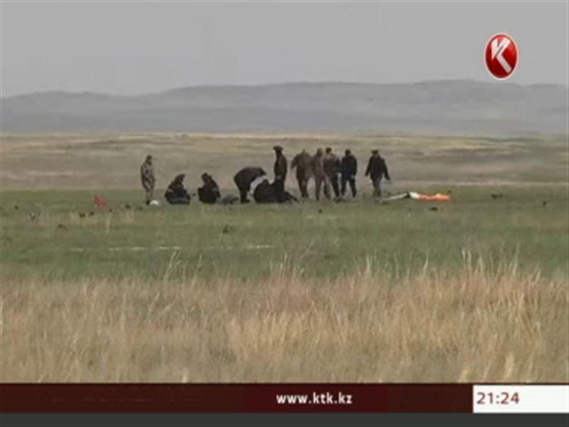 Россияне отказались отвечать за упавший под Карагандой МиГ-31