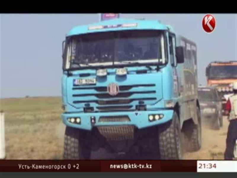 Казахстанская раллийная команда «Астана» подтвердила своё участие в «Дакаре»