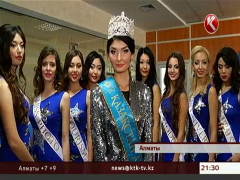 Алматы готовится выбрать самую красивую девушку страны