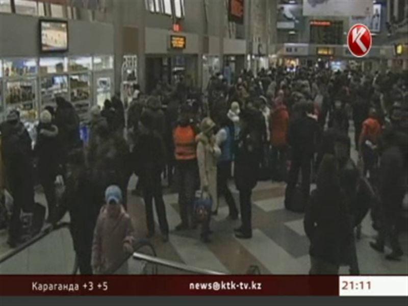 В Казахстане могут подорожать билеты на поезда