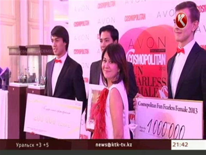 «Женщина года-2013»: победительница бриллианты оставит себе, а миллион потратит на благотворительность