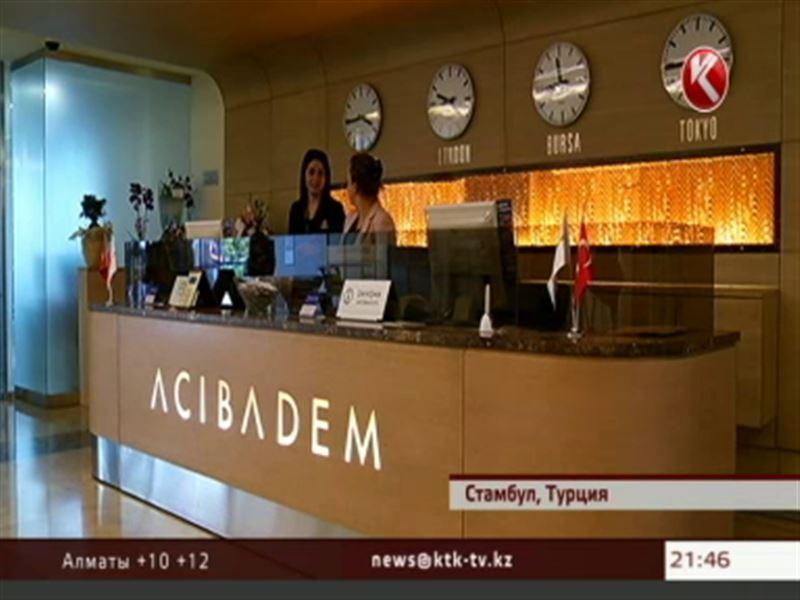 Стамбульский центр «Аджибадем» вышел на международный уровень