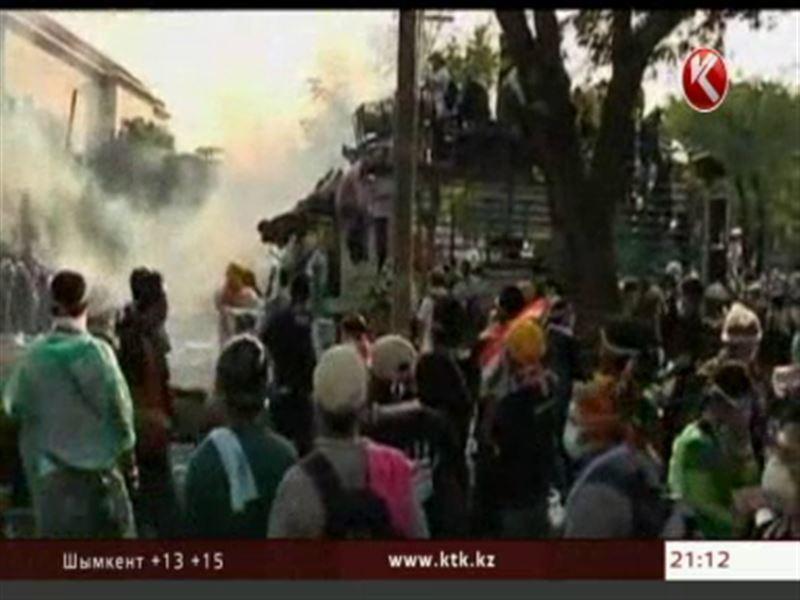 Казахстанцы в беспорядках в Таиланде не пострадали