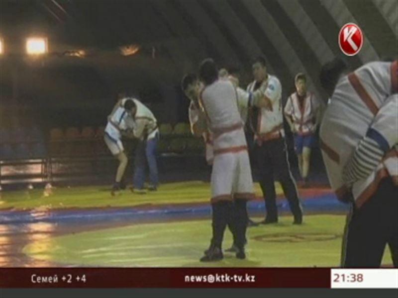 Меньше трёх дней остаётся до открытия турнира «Евразия Барысы»