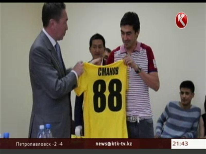 Игроки «Кайрата» Самат Смаков и Давид Лория продолжат карьеру в Азербайджане