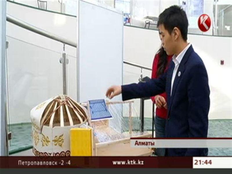 Юные учёные представили свои изобретения в Фонде Первого Президента