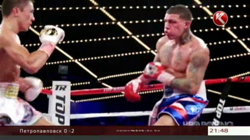 Казахстанец Геннадий Головкин номинирован на премию «Боксёр года»
