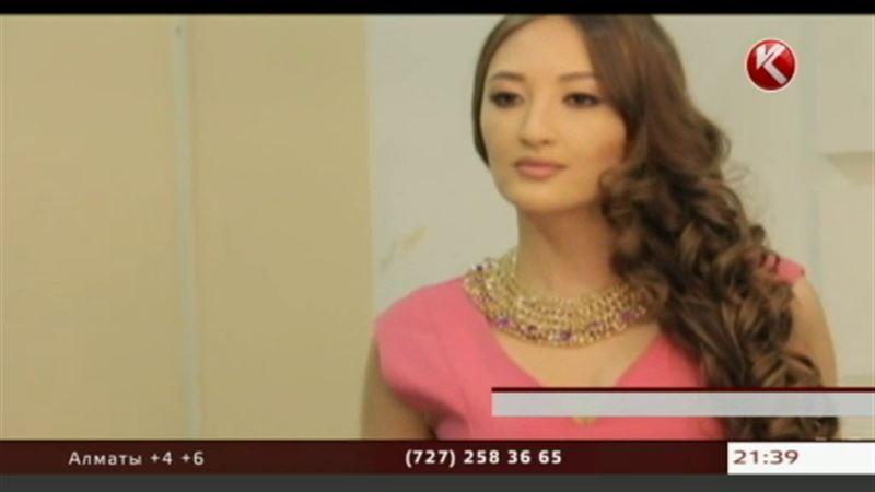 Казахстанка Саида Адилова стала самой красивой азиаткой в Москве