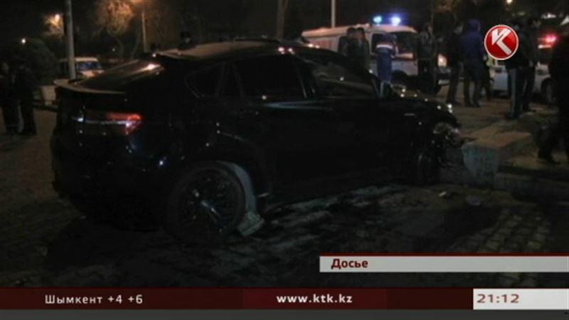 Авария с BMW X6 в Алматы - депутаты требуют справедливого расследования