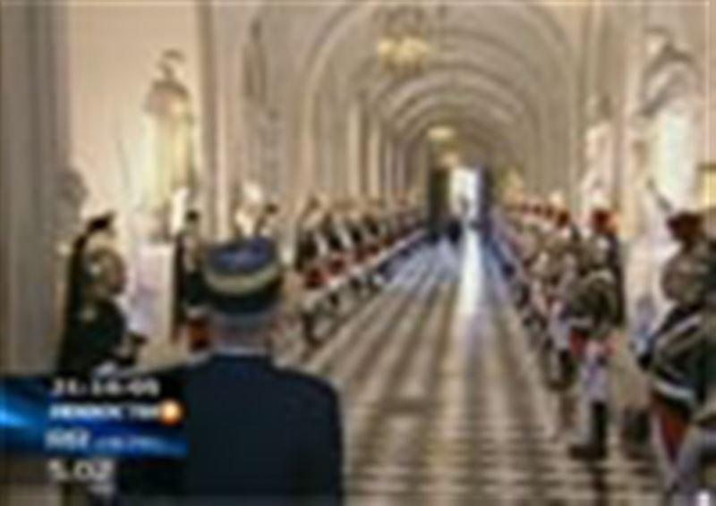 Официальная Астана готовится к первому в истории государственному визиту президента Франции