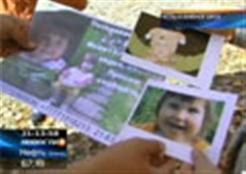 В Усть-Каменогорске разыскивают двухлетнюю Настю Марилову, она пропала с территории дачного кооператива 9 дней назад