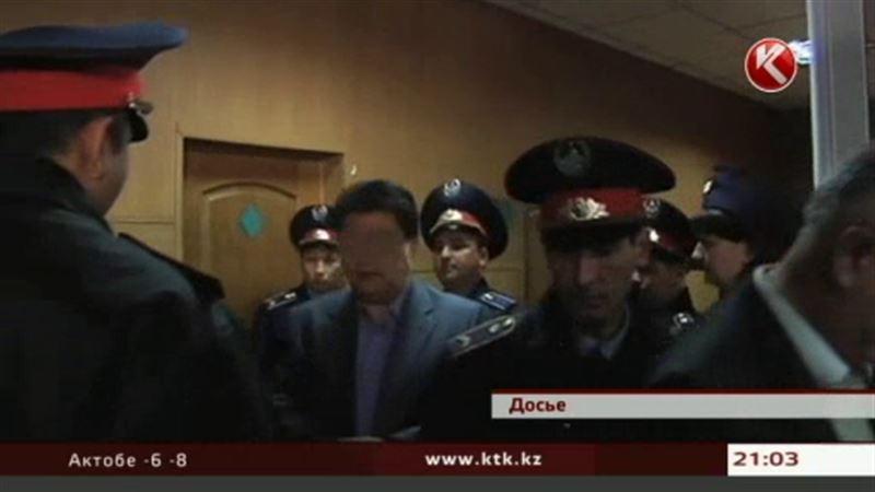 В Петропавловске выпустили на свободу бывшего начальника Управления культуры