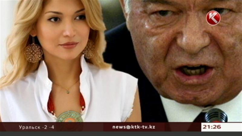 Младшая дочь Каримова собирается подать в суд на старшую