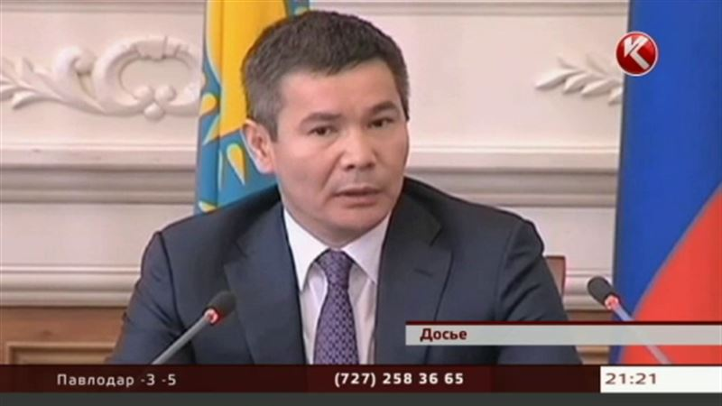 Дело Бергея Рыскалиева передали в суд