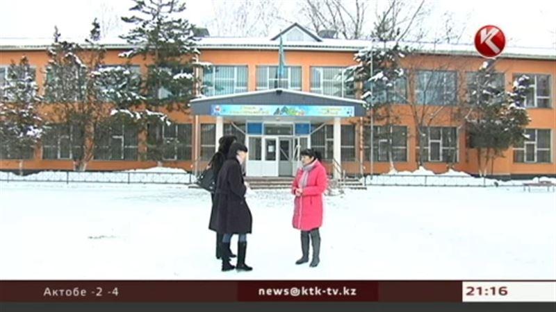 В алматинской школе отец ученицы открыл стрельбу прямо в кабинете директора