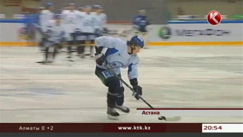 Талгат Жайлауов сыграет в матче всех звёзд Континентальной хоккейной лиги