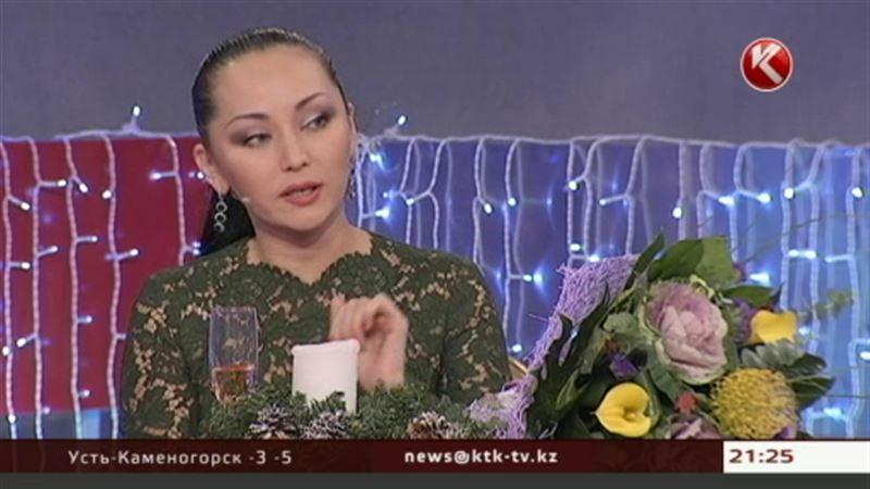 Откровения звезды на КТК - Баян Есентаева в студии «Нашей правды»