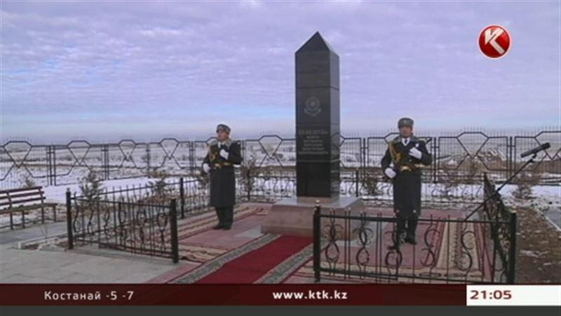 Со дня гибели пограничников в авиакатастрофе под Шымкентом прошел год