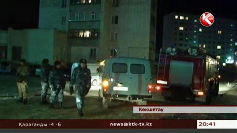 В Кокшетау по подозрению в ложном сообщении о бомбе арестованы три человека