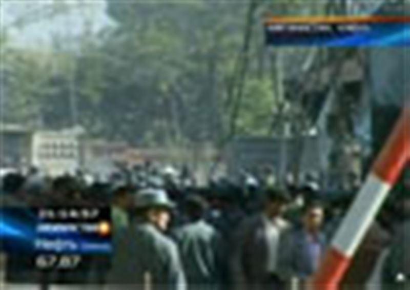 Боевики движения Талибан сегодня взорвали индийское посольство в Кабуле
