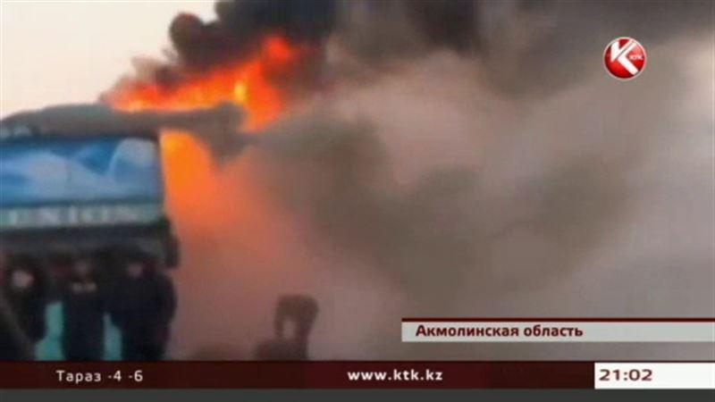Сразу после Нового года несколько крупных пожаров потрясли жителей Астаны