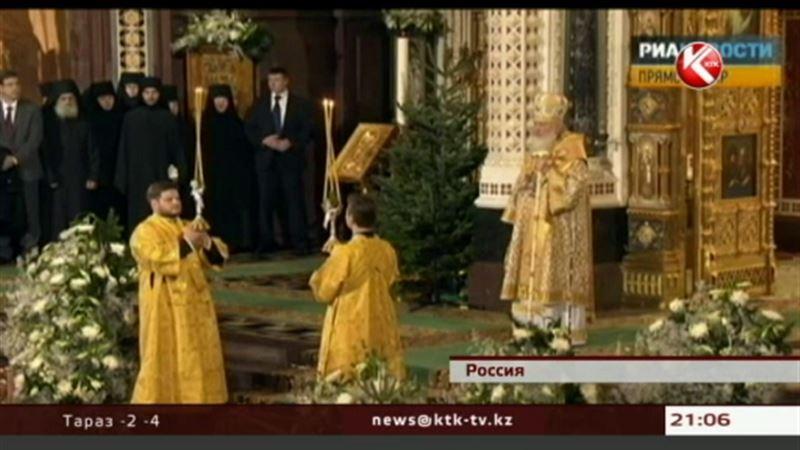 Божественные литургии в честь Рождества прошли и в мусульманских странах