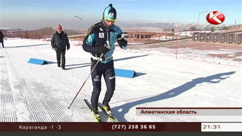 До Олимпиады в Сочи меньше месяца, казахстанские спортсмены тренируются в усиленном режиме