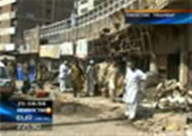 Крупный теракт произошел сегодня утром в пакистанском Пешаваре
