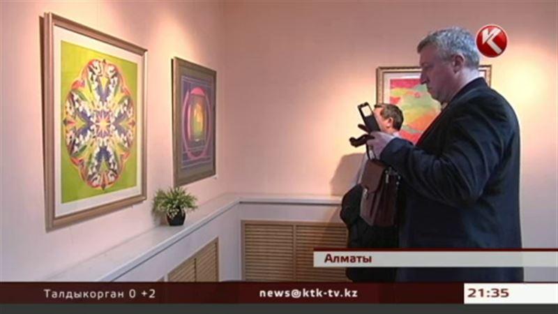 Экспозиция «Оберег» открылась в Алматы