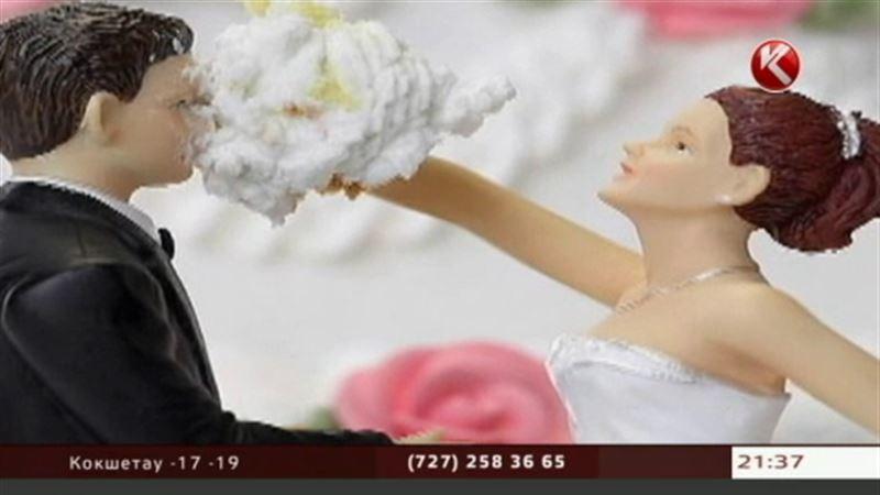 В Казахстане стали чаще разводиться