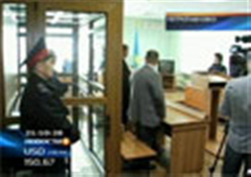 В Петропавловске закончился громкий процесс по делу экс-начальника финансовой полиции области
