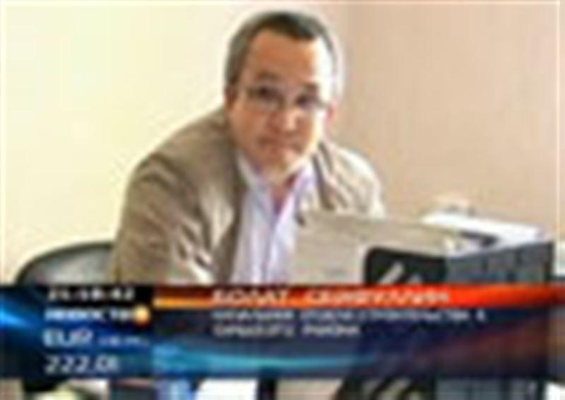 В одном из районов Акмолинской области третий год подряд не могут достроить школу