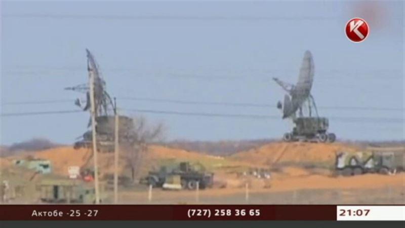 Россия подарила Казахстану сразу пять зенитных ракетных комплексов