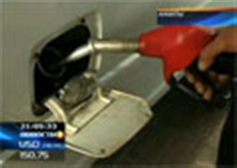 Рост цен на топливо может сказаться и на инфляции, такой вариант не исключил глава Национального банка Григорий Марченко