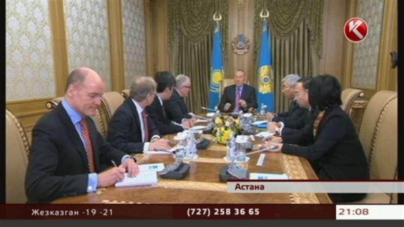 Нурсултан Назарбаев получил королевское приглашение