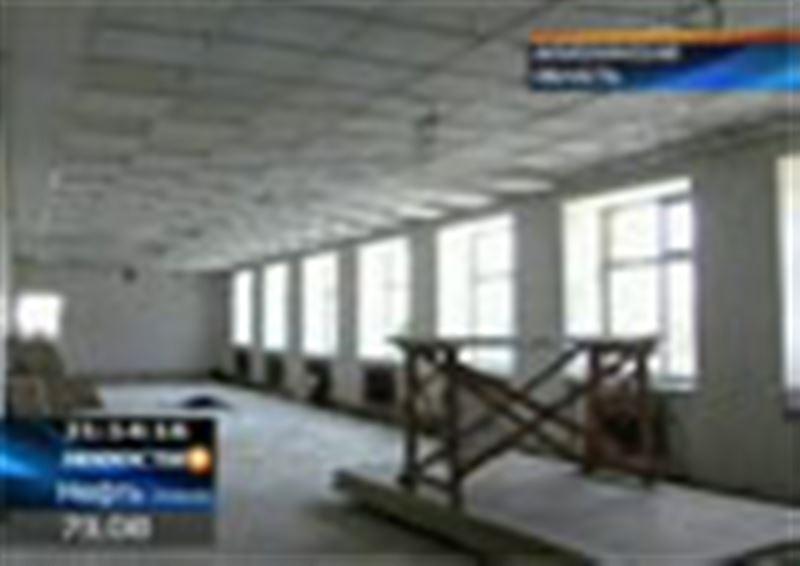 Чиновники в Акмолинской области за деньги принимают отремонтированные школы