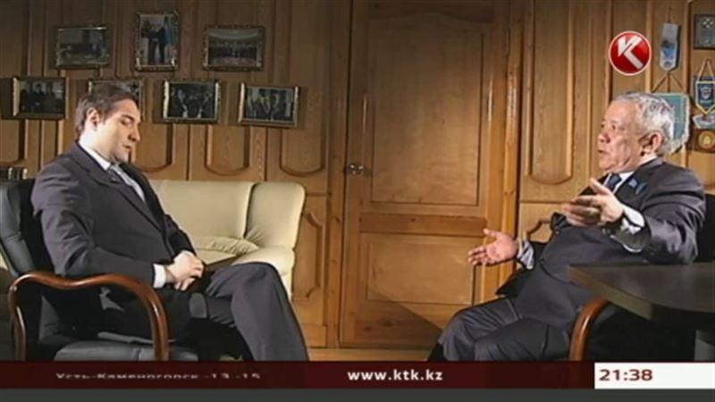 На вопросы Артура Платонова отвечает Народный герой Казахстана Бахытжан Ертаев