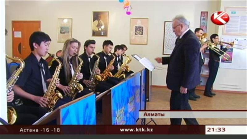 Оркестр просит помощи - Almaty Youth Jazz Band мечтает покорить Нью-Йорк