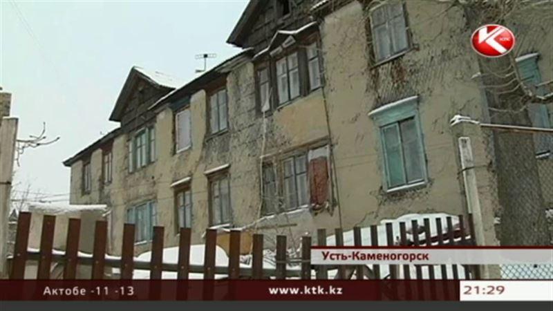 Жители ветхих домов в Усть-Каменогорске, похоже, останутся в своих трущобах