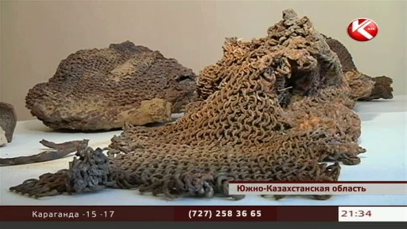 В пустыне Кызылкум археологи обнаружили кольчуги батыров