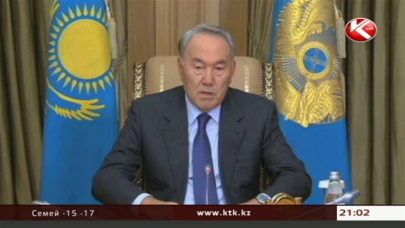 Назарбаев прокомментировал девальвацию