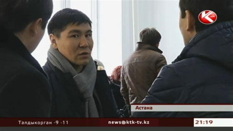 У боксера Сарсекбаева всё-таки заберут квартиру