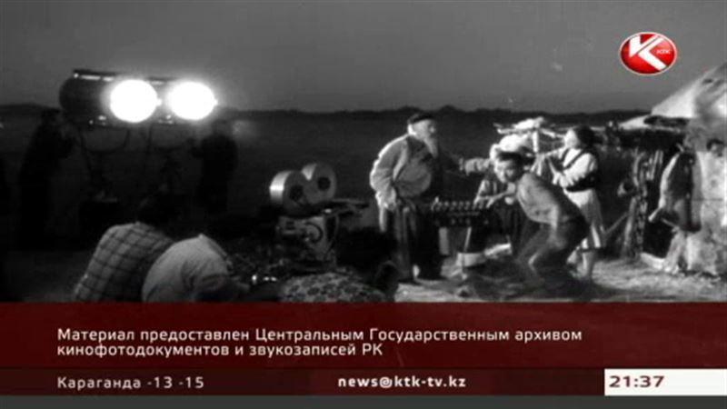 100-летие великого казахского режиссера Шакена Айманова