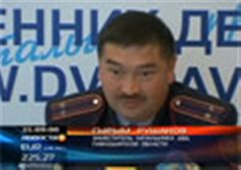 Павлодарские полицейские снимают стресс наркотиками