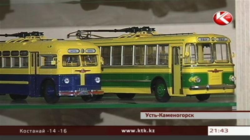 Житель Усть-Каменогорска собрал 2 000 игрушечных автомобилей