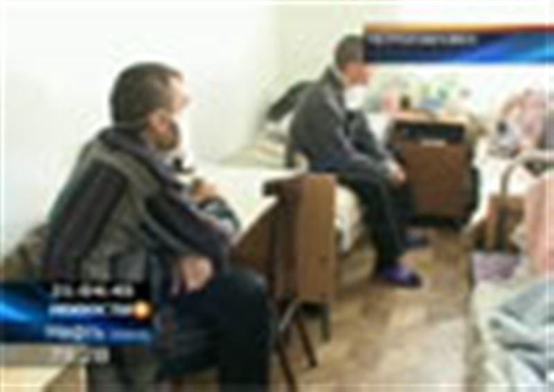СКО: убийство в противотуберкулезном диспансере